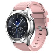Strap-it® Samsung Gear S3 silicone band (roze)