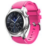 Strap-it® Samsung Gear S3 silicone band (knalroze)