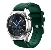 Strap-it® Samsung Gear S3 silicone band (legergroen)