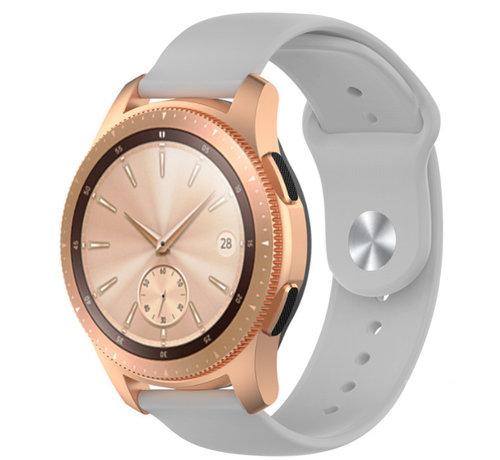 Strap-it® Strap-it® Samsung Galaxy Watch sport band 41mm / 42mm (grijs)