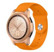 Strap-it® Samsung Galaxy Watch sport band 41mm / 42mm (oranje)