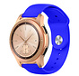Strap-it® Samsung Galaxy Watch sport band 41mm / 42mm (blauw)