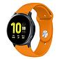 Strap-it® Samsung Galaxy Watch Active sport band (oranje)