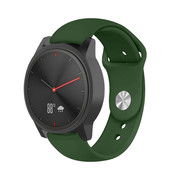 Strap-it® Garmin Vivomove HR sport band (legergroen)