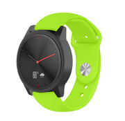 Strap-it® Garmin Vivomove HR sport band (lichtgroen)