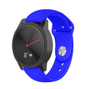 Strap-it® Garmin Vivomove HR sport band (blauw)