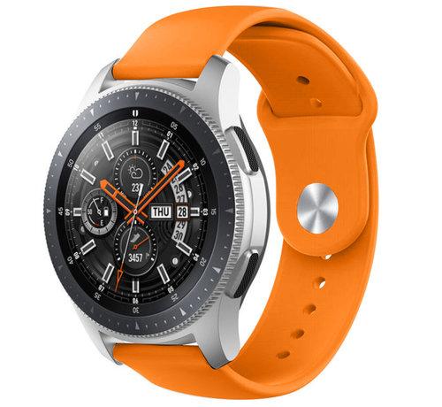 Strap-it® Strap-it® Samsung Galaxy Watch sport band 45mm / 46mm (oranje)