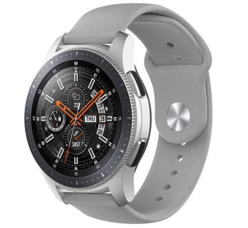 Strap-it® Strap-it® Samsung Galaxy Watch sport band 45mm / 46mm (grijs)