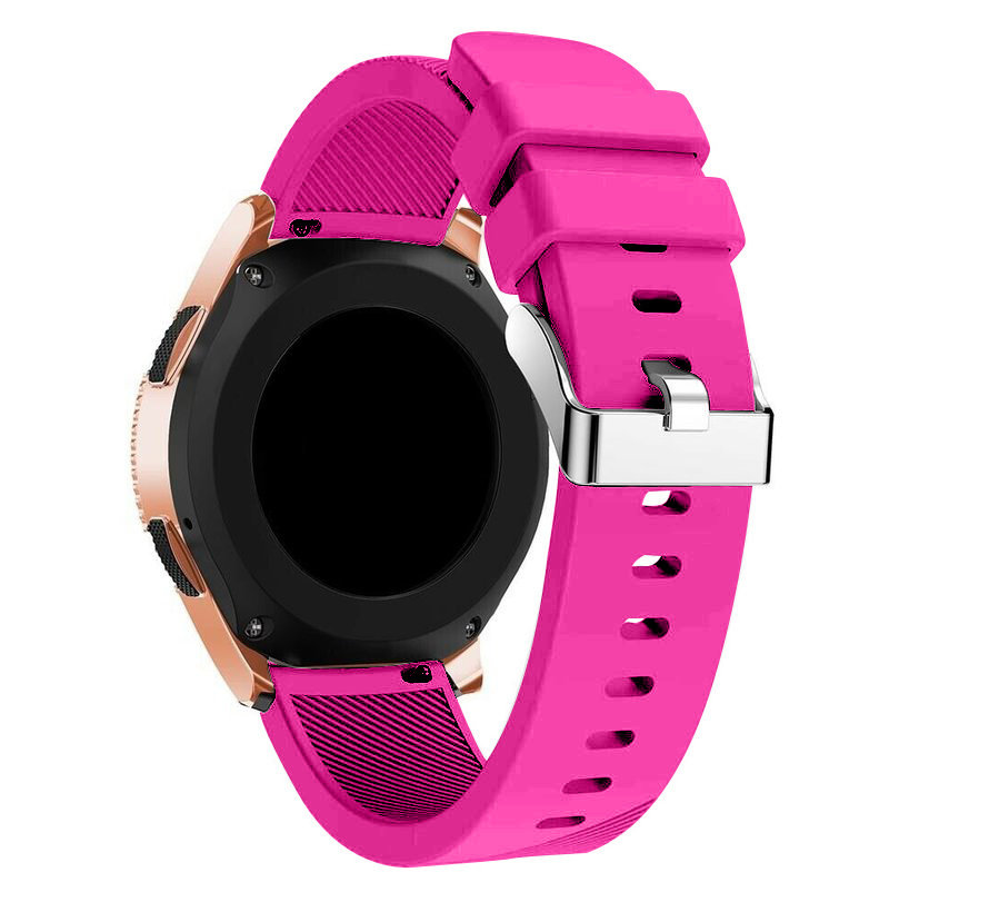 Strap-it® Samsung Galaxy Watch Active silicone band (knalroze)