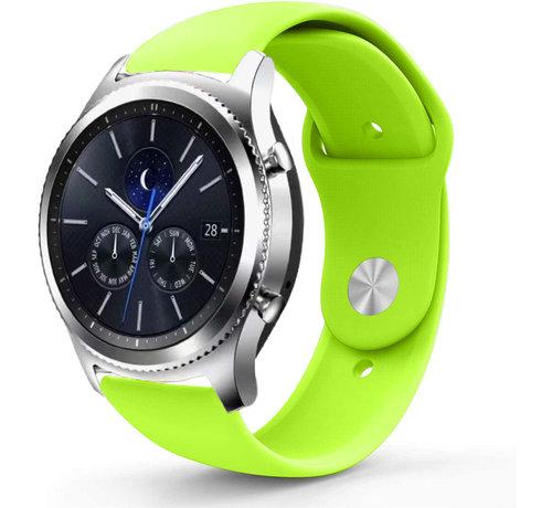Strap-it® Strap-it® Samsung Gear S3 sport band (lichtgroen)