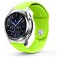 Strap-it® Samsung Gear S3 sport band (lichtgroen)