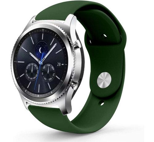 Strap-it® Strap-it® Samsung Gear S3 sport band (legergroen)