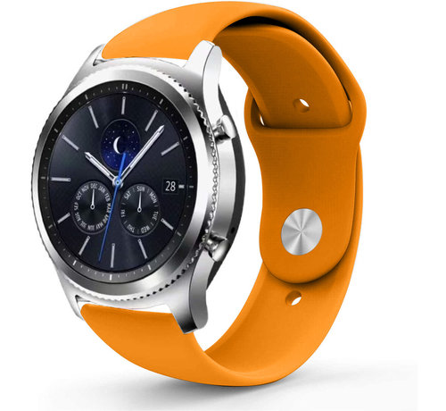 Strap-it® Strap-it® Samsung Gear S3 sport band (oranje)