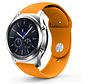 Strap-it® Samsung Gear S3 sport band (oranje)