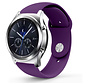 Strap-it® Samsung Gear S3 sport band (paars)