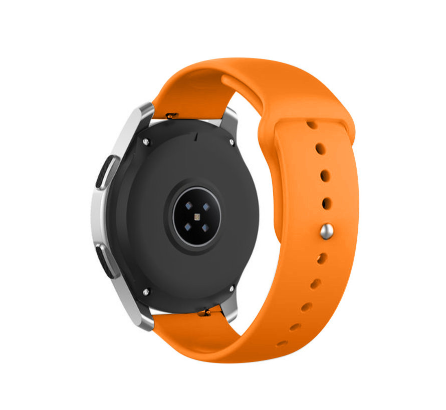 Strap-it® Garmin Vivomove HR sport band (oranje)