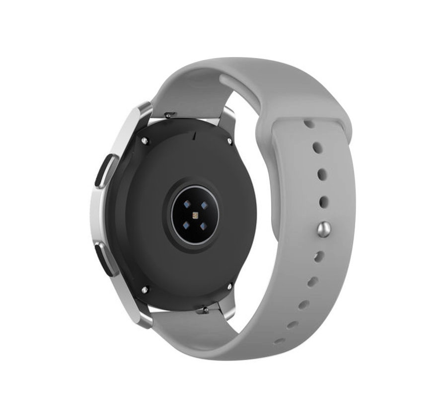 Strap-it® Garmin Vivomove HR sport band (grijs)