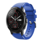 Strap-it® Xiaomi Amazfit Stratos silicone band (blauw)