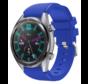 Strap-it® Huawei Watch GT siliconen bandje (blauw)
