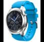 Strap-it® Samsung Gear S3 silicone band (lichtblauw)