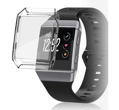 Strap-it® Strap-it® Fitbit Ionic TPU case (transparant)