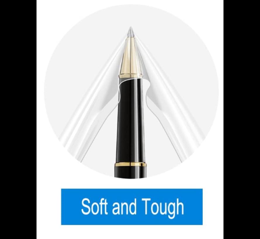 Strap-it® Samsung Gear Fit 2 (Pro) screen protector (plastic folie)