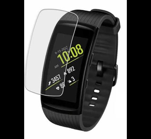 Strap-it® Strap-it® Samsung Gear Fit 2 (Pro) screen protector (plastic folie)