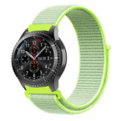 Strap-it® Samsung Galaxy Watch 45mm / 46mm nylon band (flash light)