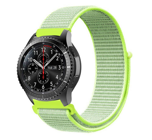 Strap-it® Strap-it® Samsung Galaxy Watch 45mm / 46mm nylon band (flash light)