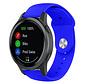 Strap-it® Garmin Vivoactive 4 sport band - 45mm - blauw