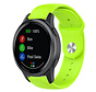 Strap-it® Garmin Vivoactive 4 sport band - 45mm - lichtgroen