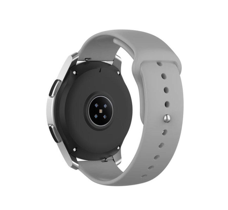 Strap-it® Garmin Vivoactive 4 sport band - 45mm - grijs