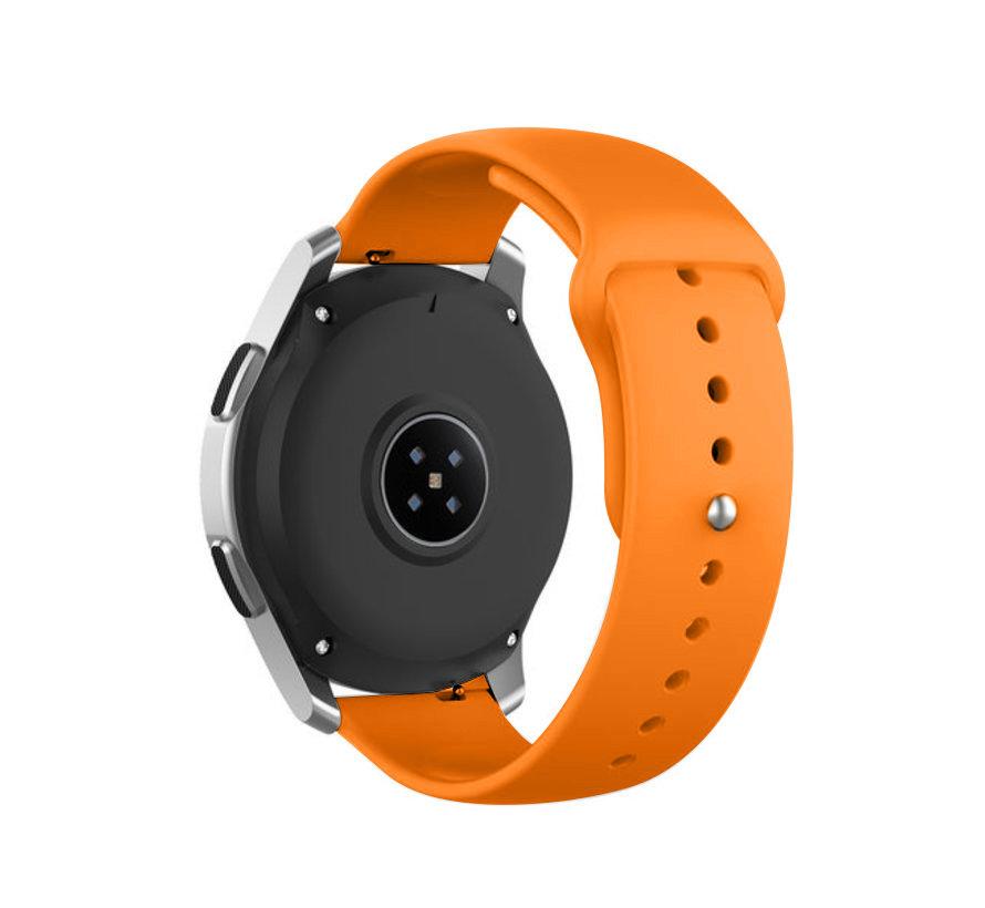 Strap-it® Garmin Venu sport band (oranje)