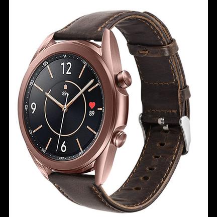 Samsung Galaxy Watch 41mm leren bandjes