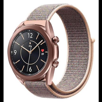 Samsung Galaxy Watch 41mm nylon bandjes