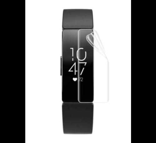 Strap-it® Strap-it® Fitbit Inspire 2 screen protector plastic