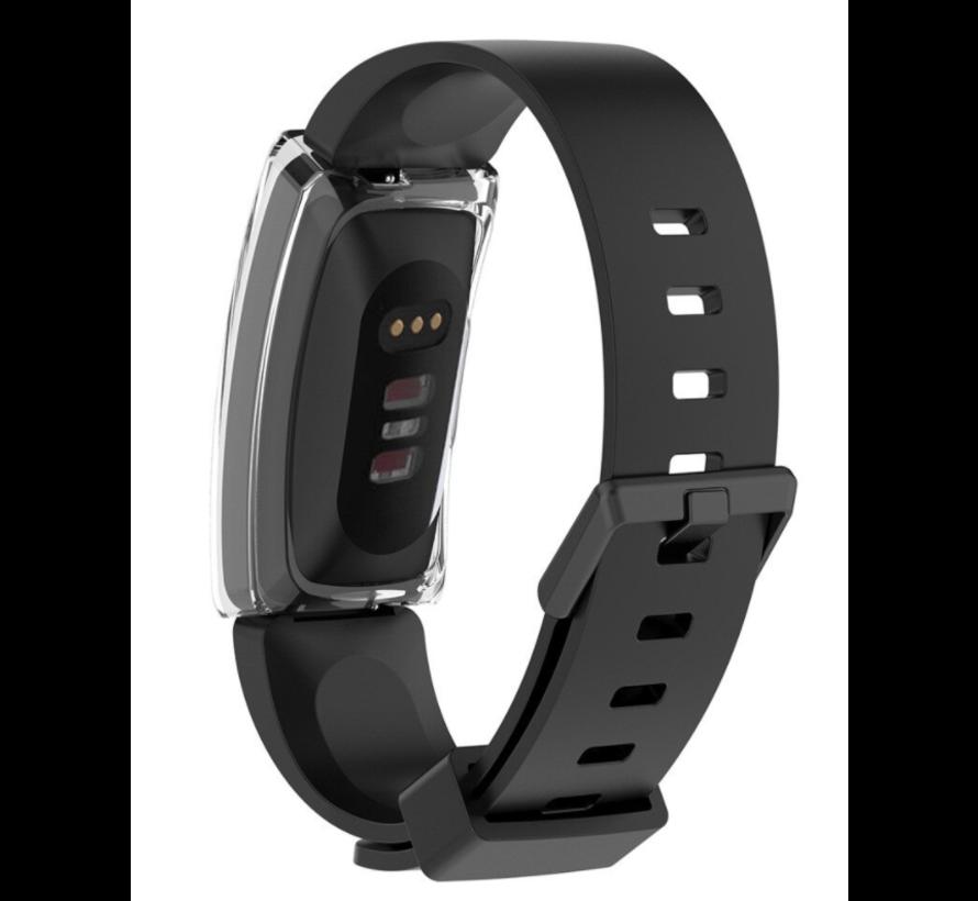 Strap-it® Fitbit Inspire / Inspire HR TPU case (transparant)