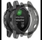 Strap-it® Garmin Fenix 5 (Plus) TPU case (transparant zwart)