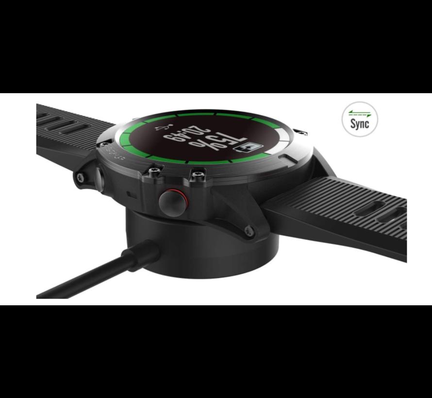 Strap-it® Garmin Forerunner oplader / oplaadkabel universeel