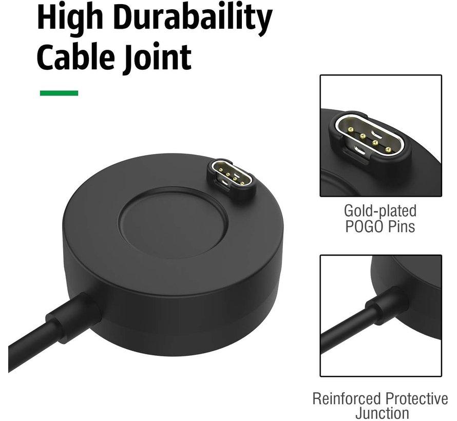 Strap-it® Garmin Fenix 5s / 5x / 6s / 6x oplader / oplaadkabel