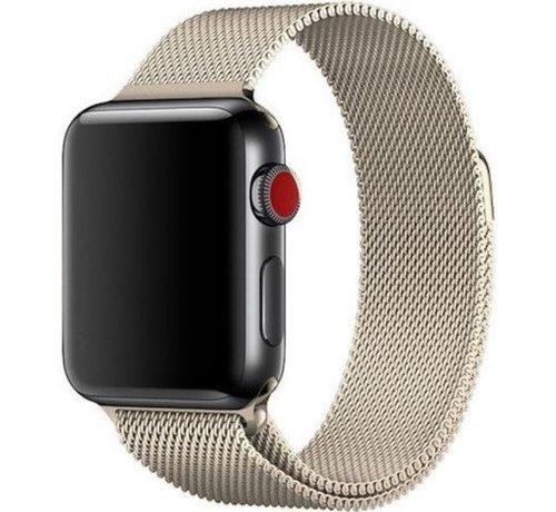 Strap-it® Strap-it® Apple Watch Milanese band (champagne)