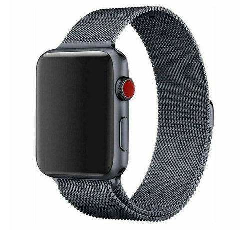 Strap-it® Strap-it® Apple Watch Milanese band (space grey)