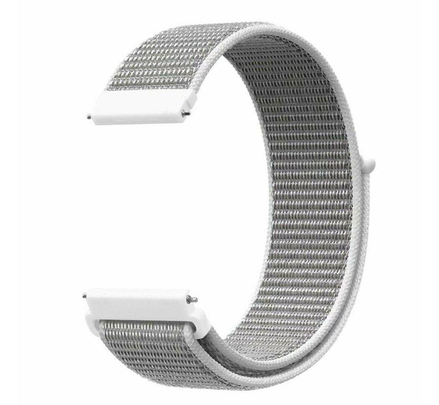 Strap-it® Samsung Galaxy Watch 3 - 45mm nylon band (zeeschelp)