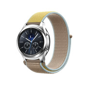 Strap-it® Samsung Gear S3 nylon band (camel)