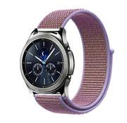 Strap-it® Samsung Gear S3 nylon band (lila)