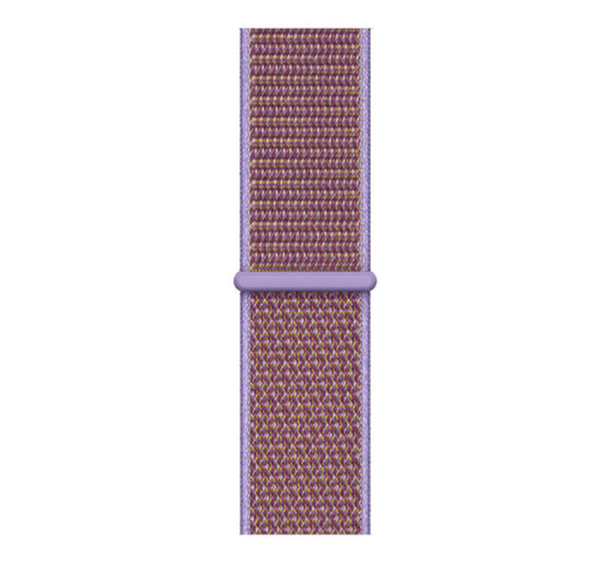 Strap-it® Garmin Vivomove HR nylon band (lila)