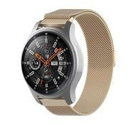 Strap-it® Samsung Galaxy Watch Milanese band 46mm (champagne)