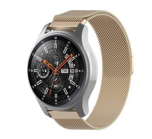 Strap-it® Strap-it® Samsung Galaxy Watch Milanese band 46mm (champagne)