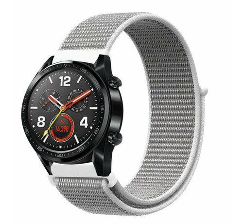 Strap-it® Strap-it® Huawei Watch GT nylon band (zeeschelp)