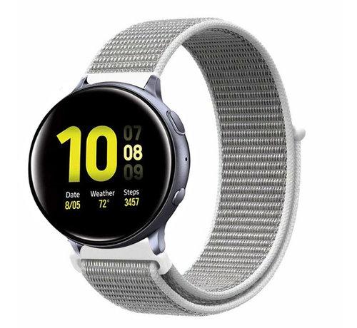 Strap-it® Strap-it® Samsung Galaxy Watch Active nylon band (zeeschelp)